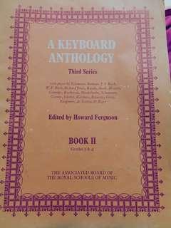 A Keyboard Anthology Book ll (Grades 3 & 4)