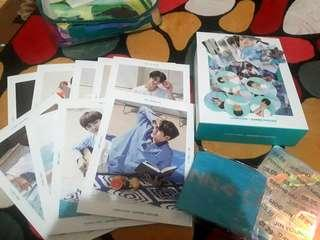 Readystock Wanna One Summer Package