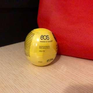 Brand New / EOS lip balm
