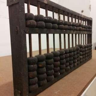 Antique Abacus Authentic