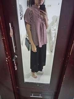 Stripe Red Shirt