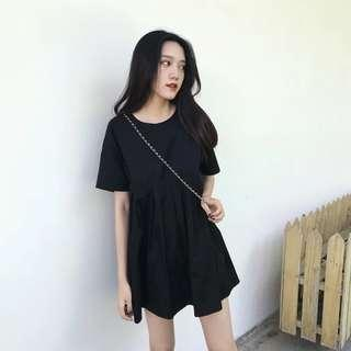 •PO• Babydoll ulzzang short dress