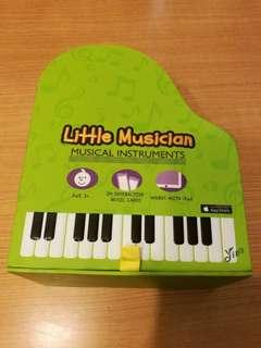 (3套) 葉氏 Yip's Little Musician 兒童音樂家 教材卡