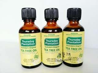 【現貨】澳洲星期四農莊Thursday Plantation 茶樹精油 50ml