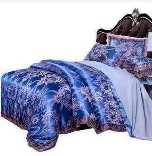 Premium European Wedding bedsheet set