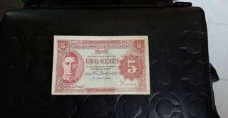 Board Of Commissioner Of Currency Malaya