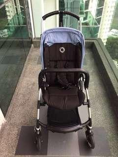 *Fast Deal* Bugaboo Bee 2014 with extended sun canopy