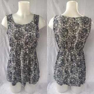 Mini Dress will fit petite and small sizes