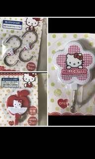 Hello kitty Hook Set