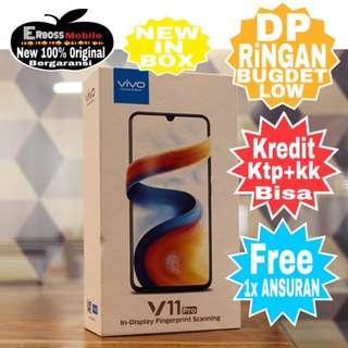 VIVO V11 Pro New [64GB/6GB] Resmi Cash/Kredit Tanpa CC DP JApri Wa;081905288895