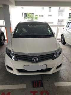 Honda Airwave dekitting