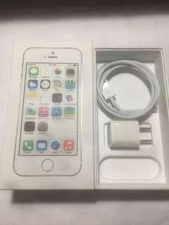 🚚 降價中iPhone 5s 32g金  台中面交