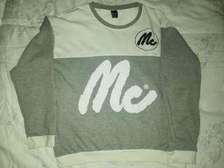 Free delivery Grey Sweater