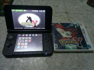 2nd NINTENDO 3DS XL IN GOOD CONDITION