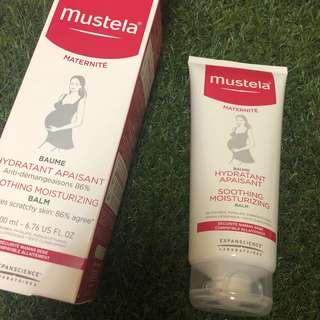 Mustella maternite moisturizing balm