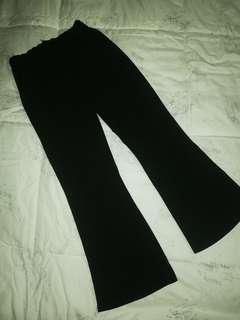 Retro black pants(Free Postage)