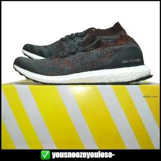 [PREORDER] ADIDAS ULTRA BOOST ULTRABOOST UNCAGED RED CARBON / BURGUNDY
