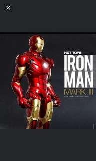 Hot Toys Mark 3 Die-cast 1/6