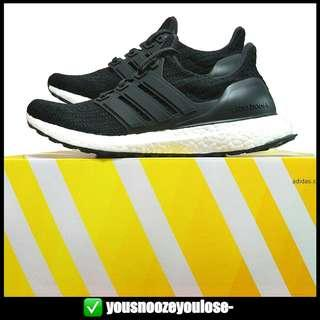 [PREORDER] ADIDAS ULTRA BOOST ULTRABOOST 4.0 CORE BLACK WHITE