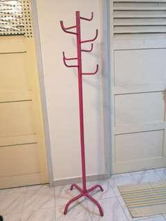 Hat / clothes / coat stand or rack