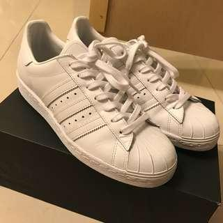 Adidas white sneaker 白色波鞋
