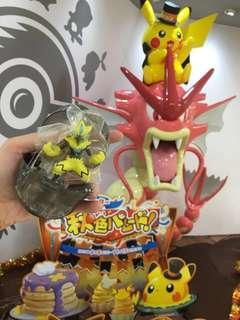 購自日本Pokemon Figure Zeraora 雷狗 公仔