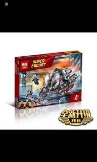 In Stock* 07110: Ant-Man and The Wasp Quantum Realm Explorers Set