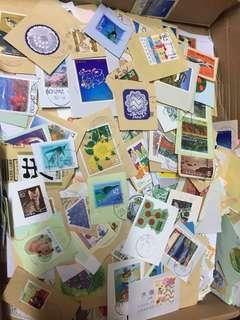 包平郵 日本紀念特別郵票