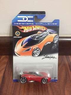 Hot Wheels - Hot Wheels Designer Challenge - Lotus Concept