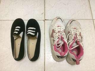 Sepatu ukuran 36 SALE