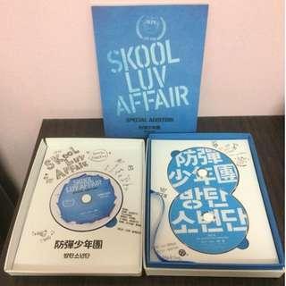 (WTS) BTS SKOOL LUV AFFAIR SPECIAL ADDITION