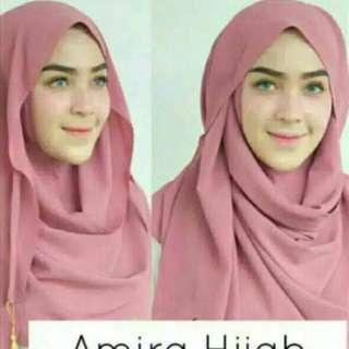 Pashmina instant amira hijab jilbab