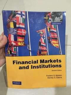 Financial Markets And Institutions / UOL PBF Textbook