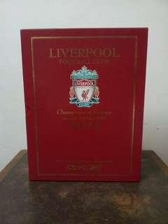 6b5d5225d Authentic Liverpool FC 2005 Final Istanbul Limited Edition Box Set