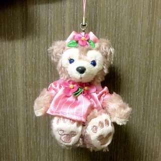 全新 duffy 達菲 雪莉玫 shelliemay 春季 春季巡航 吊飾 娃娃 坐姿