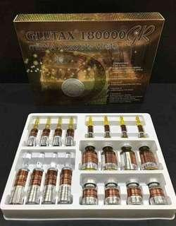 Glutax 180000gk Mirna Absolute White Drip Set