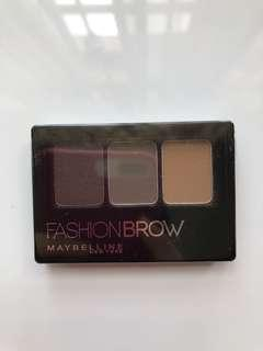 Maybelline Fashion Brow in Gray