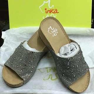 INKA 女鞋 厚底鞋 涼拖鞋