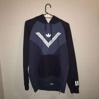 Adidas Originals X White Mountaineering Colour Block Hoodie