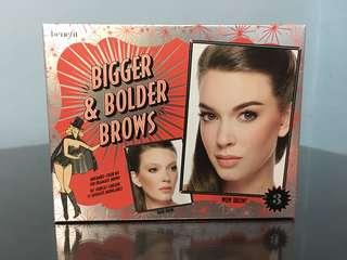 BENEFIT Bigger and Bolder Brows