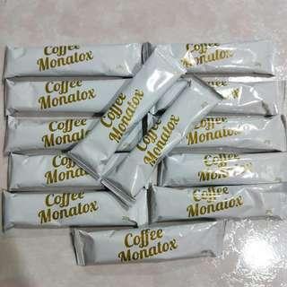 Coffee Monatox lose sachet