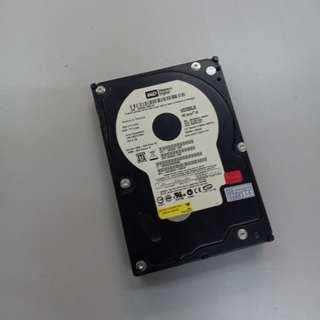 Western Digital 200 GB (Model WD2000JS)