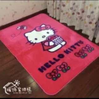 Hello Kitty carpet clearance stock