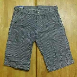 (32) Osh Kosh Hickory Short