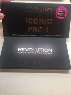 Makeup Revolution Iconic Pro Eyeshadow Palette 眼影盤