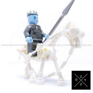 Lego Compatible Game Of Thrones Minifigures : Night King