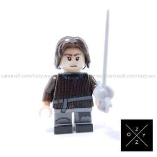 Lego Compatible Game Of Thrones Minifigures : Arya Stark