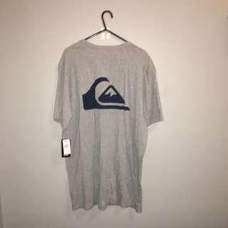 Quicksilver Blocked Logo T-Shirt