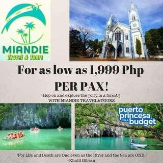 Puerto Princesa Tour Package