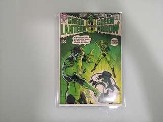 Green Lantern #76, Key Issue, Bronze Age First Comic!